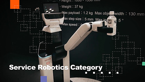 Service Robotics Category Introduction Video