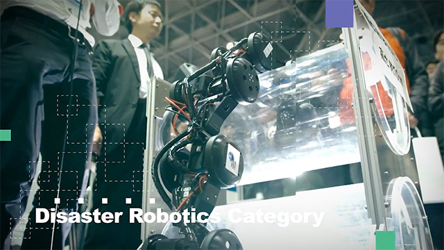 Disaster Robotics Introduction Video image